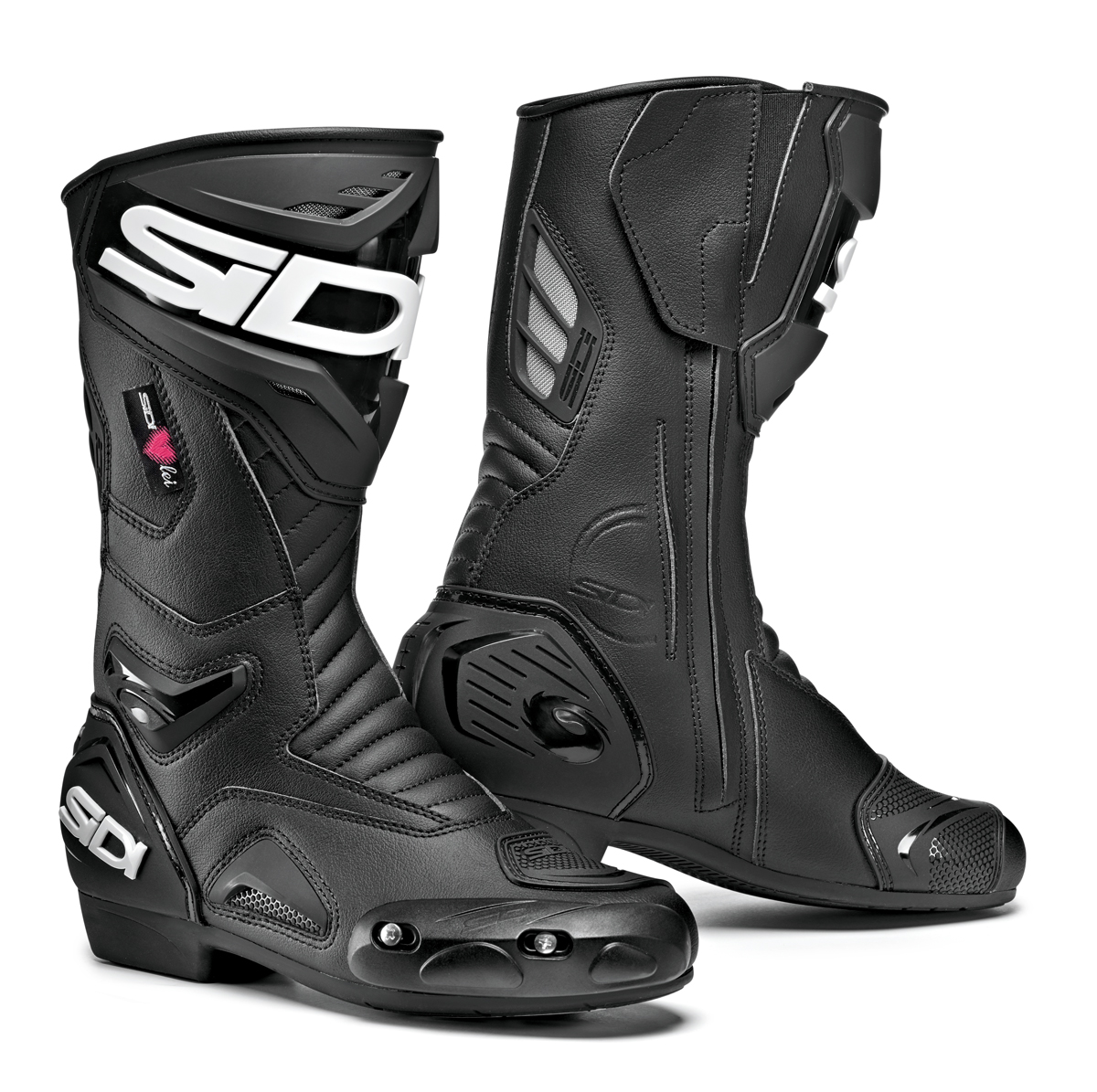 FORMA Fuji Outdry WP Motorcycle Boots CE Approved Black